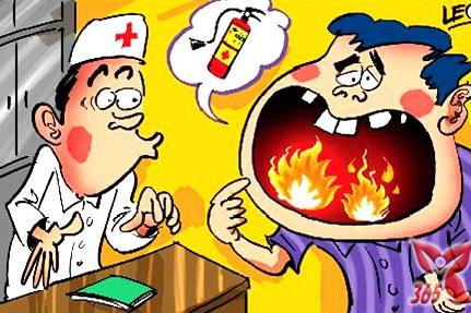 Điều trị nhiệt miệng hiệu quả, dieu tri nhiet mieng hieu qua