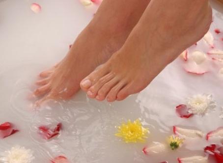 Cách chữa cước chân tay, cach chua cuoc chan tay